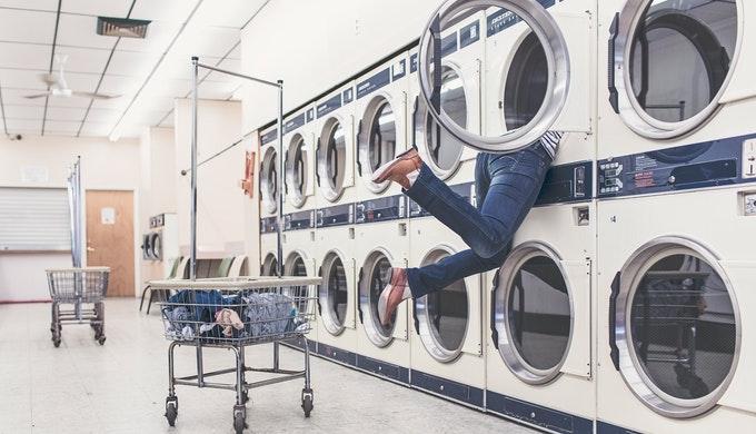 マリメッコのエコバッグ【たたみ方と洗濯方法】
